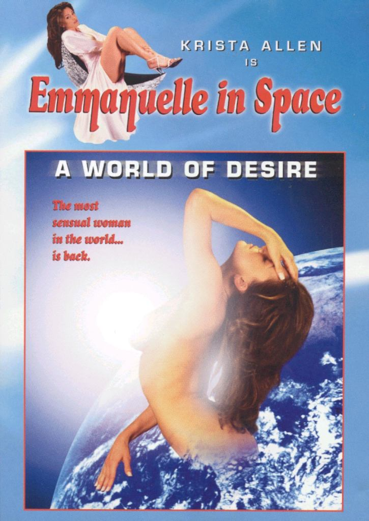 Emmanuelle in Space 2: A World of Desire (1994) DVDRip x264 550MB