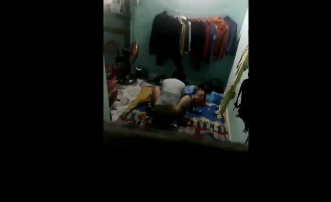Clip: Em sinh viên hiếp dâm bạn trai tại phòng trọ bị phục kích @@