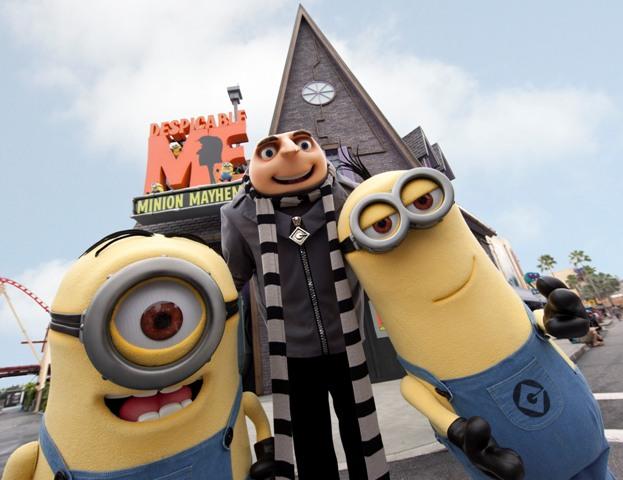 Universal Orlando Resort Minions