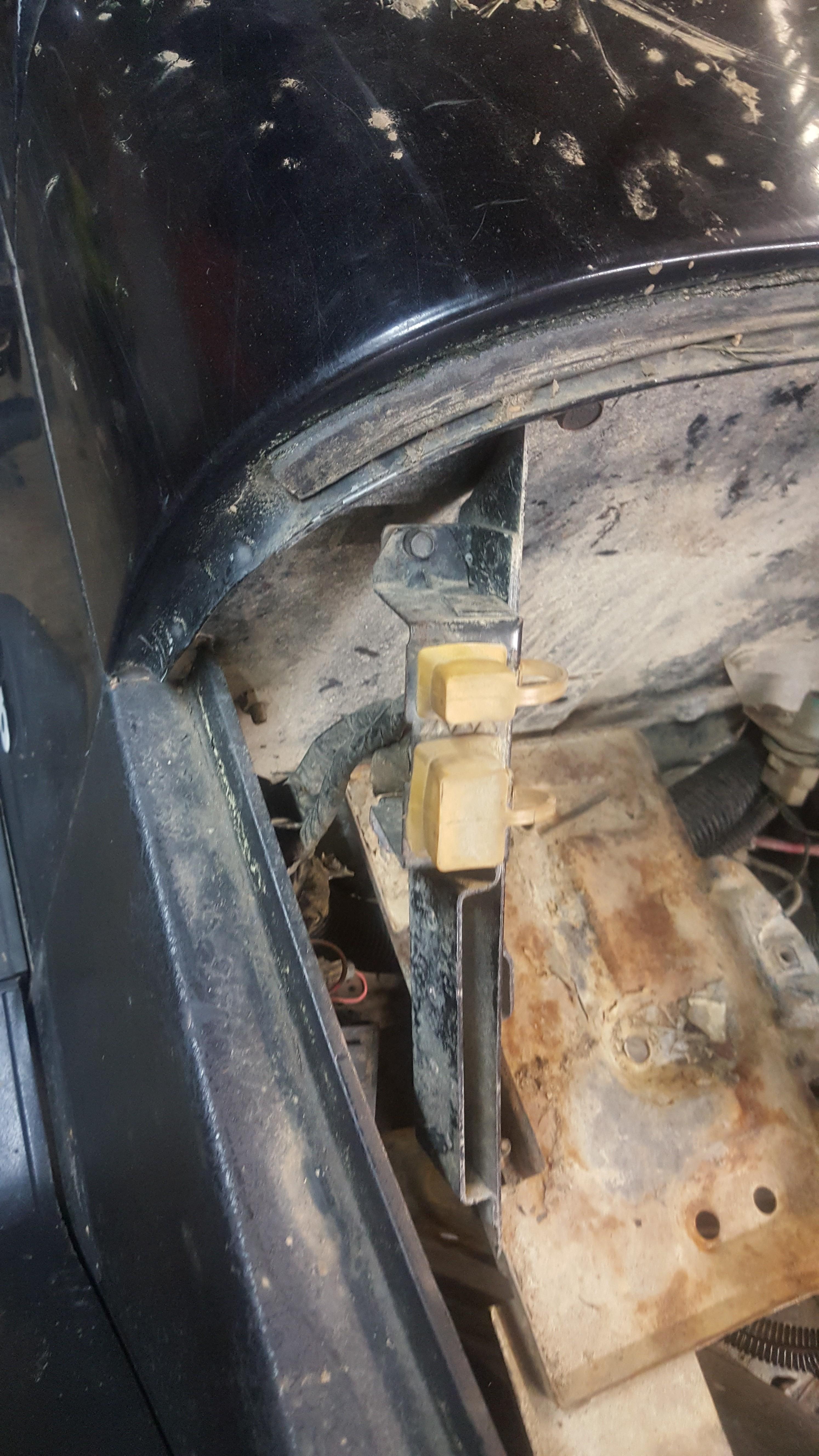 Wiring Harness 93 Yj