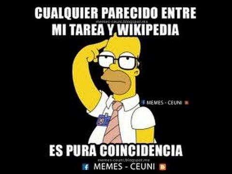 Memes del colegio - wikipedia
