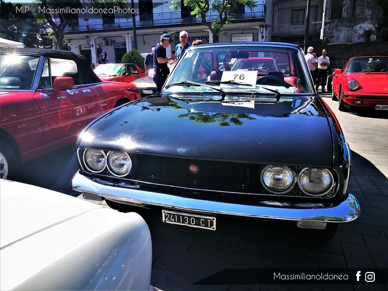 Raduno auto e moto d'epoca San Giovanni La Punta Fiat_124_Sport_Coup_CT241130_1