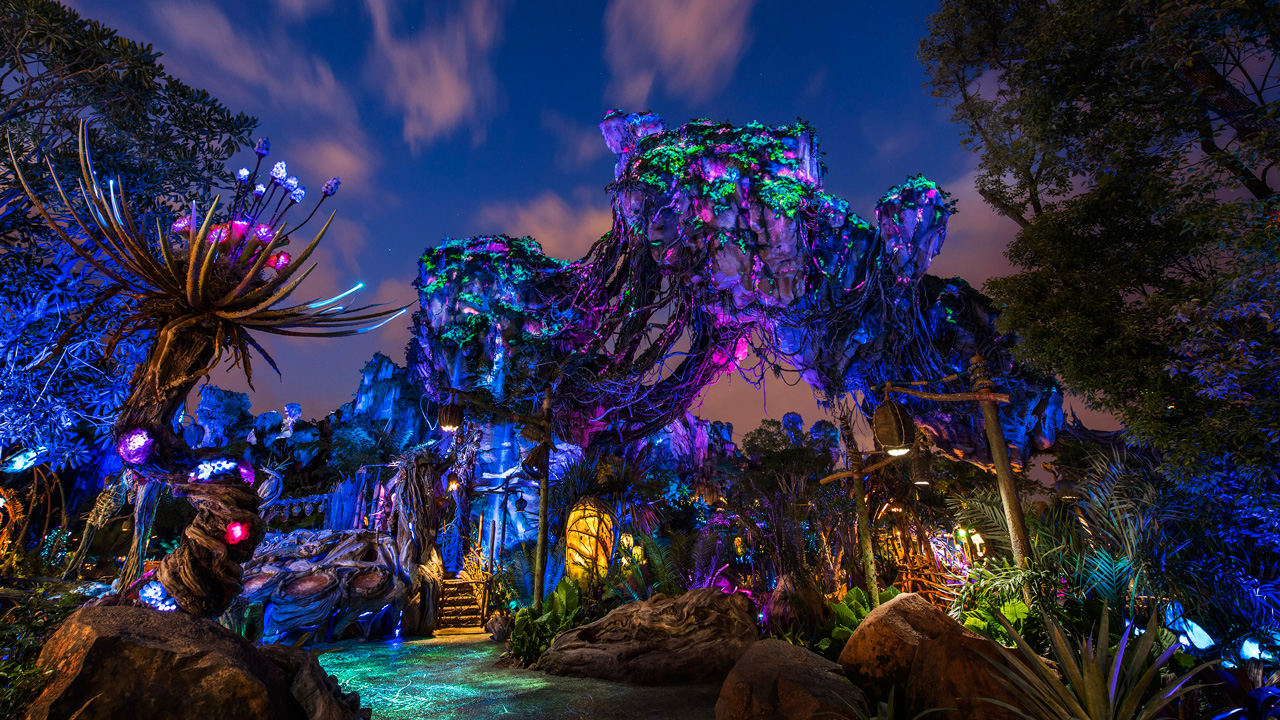 Pandora- The World of Avatar