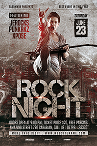 42_Rock_night_flyer