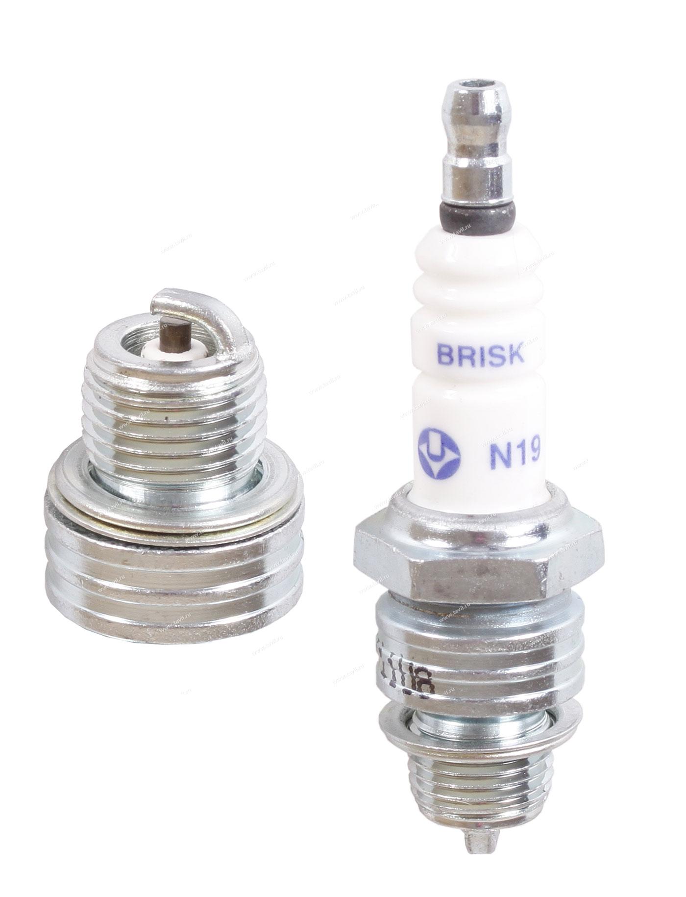 N19 Brisk Classiс (газ 53, уаз 3303/3741)
