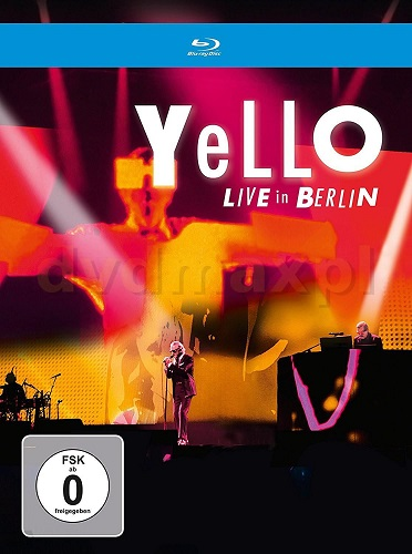 Yello - Live in Berlin (2017) [Blu-ray 1080i]