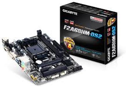 MAINBOARD GIGABYTE F2A68HM DS2