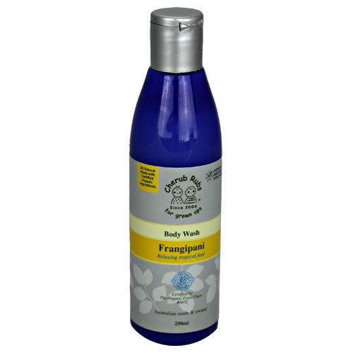 Cherubrubs Body Wash Frangipani 250ml