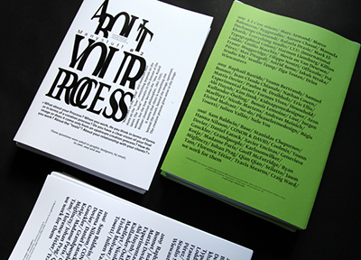 About your process Rafaela Drazic