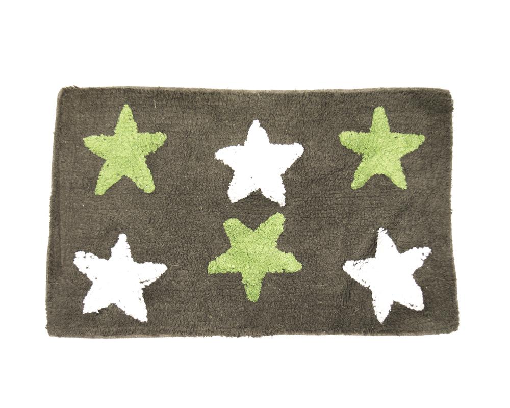 Tris tappeto bagno stelle morbido assorbente multicolor ebay