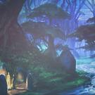 La Forêt de Sombre Sylve