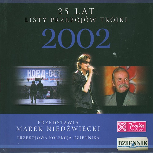 VA - 25 lat Listy Przebojów Trójki 2002 (2006) [FLAC]