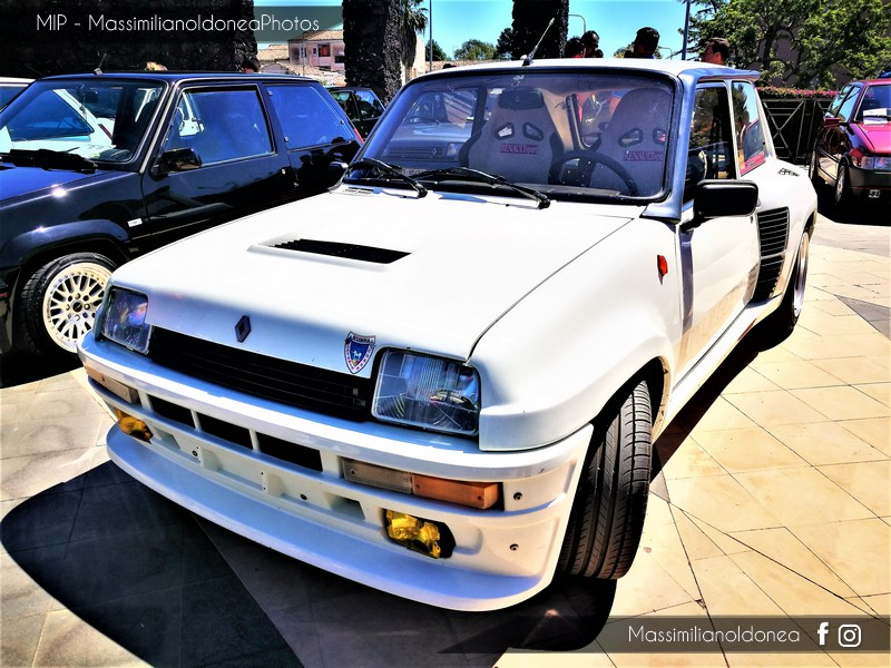 6° Festa dei Motori - Piazza Vicerè, Catania Renault_5_Turbo_2_1_4_160cv_CR491062_61_091_25_11_2017_4