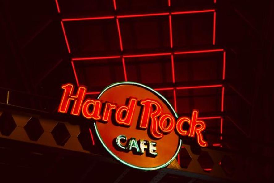 Hard Rock Cafe at Universal Orlando