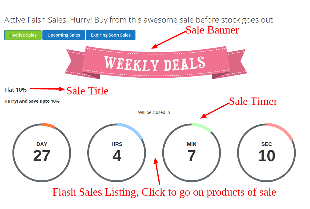 magento2 daily deal