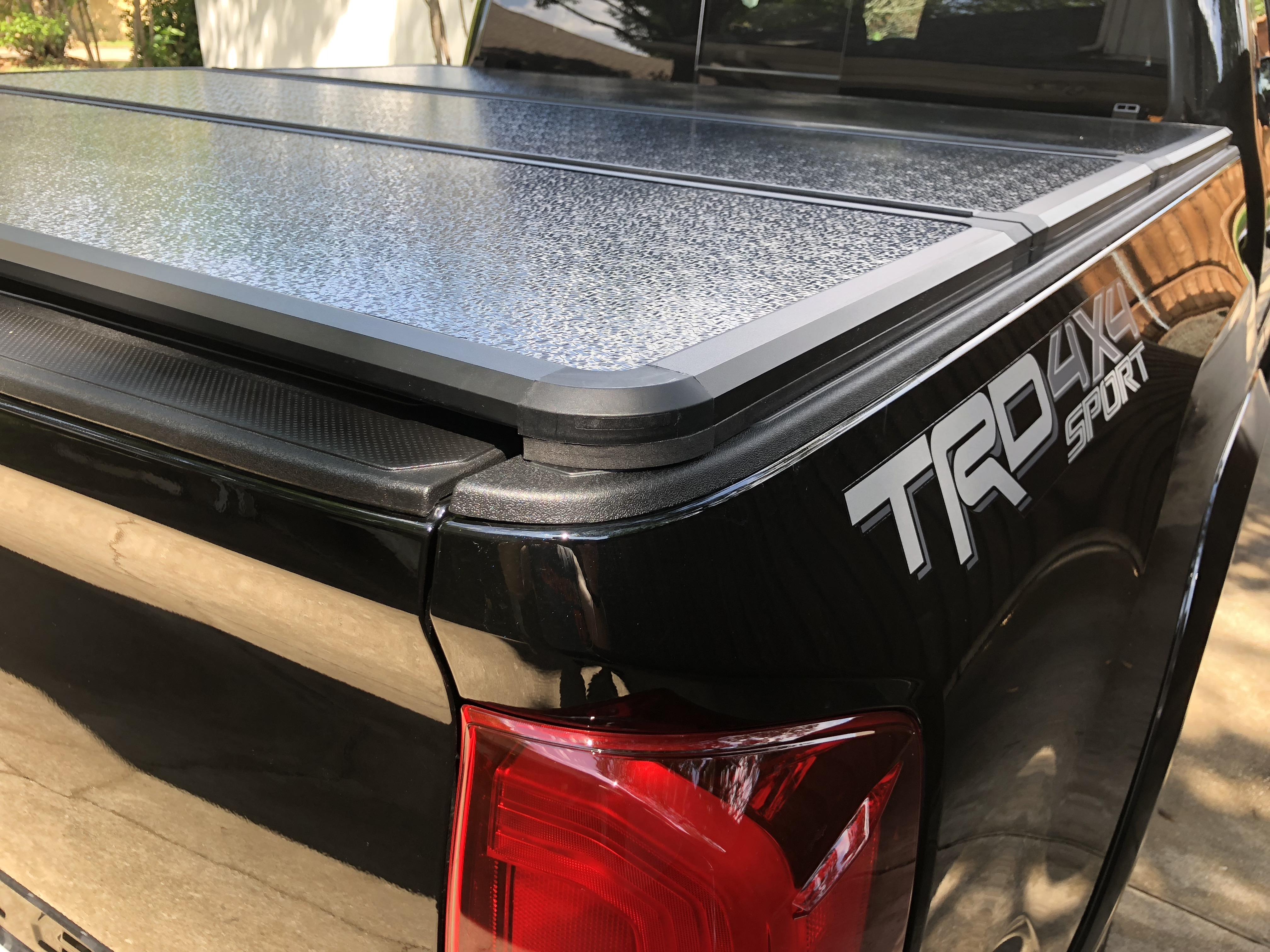 Rugged Liner E Series Tonneau Tacoma World