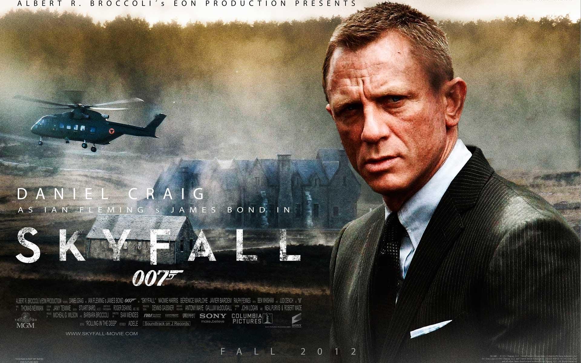 Agent 007: Skyfall (2012)