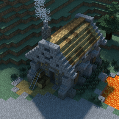 Dwarven cottage