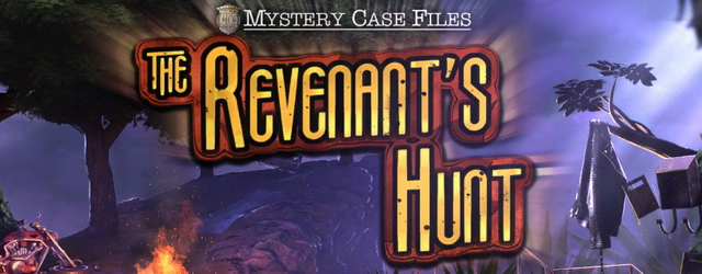 Mystery Case Files 16: The Revenants Hunt [Beta Version]