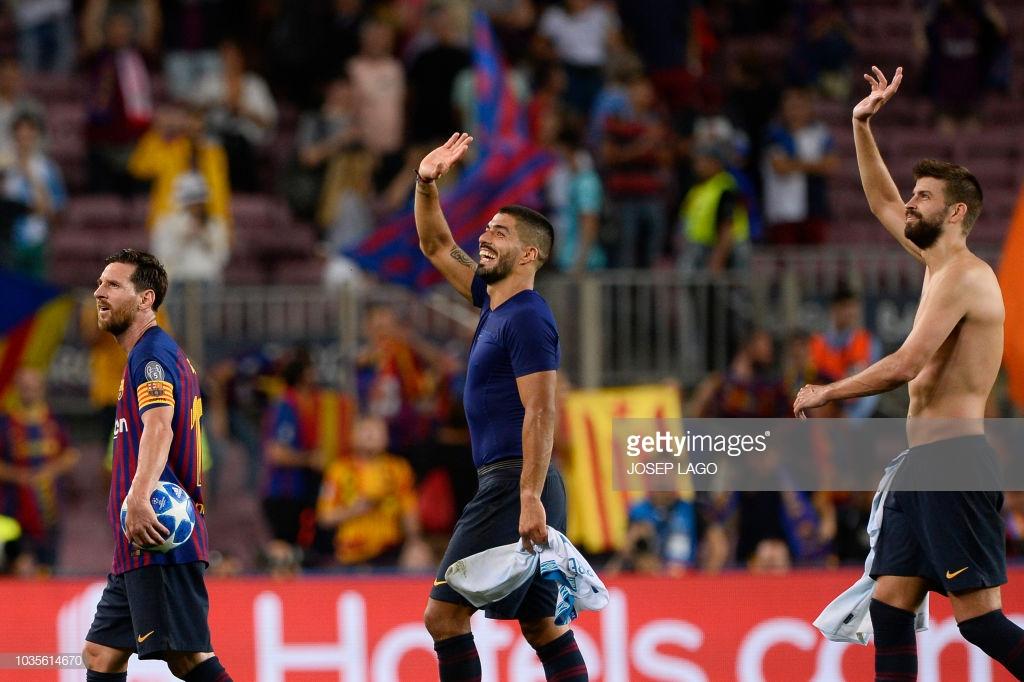 صور مباراة : برشلونة - PSV إندهوفن 4-0 ( 18-09-2018 )  104