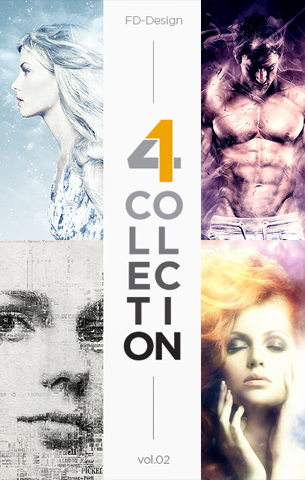4 in 1 Collection vol02