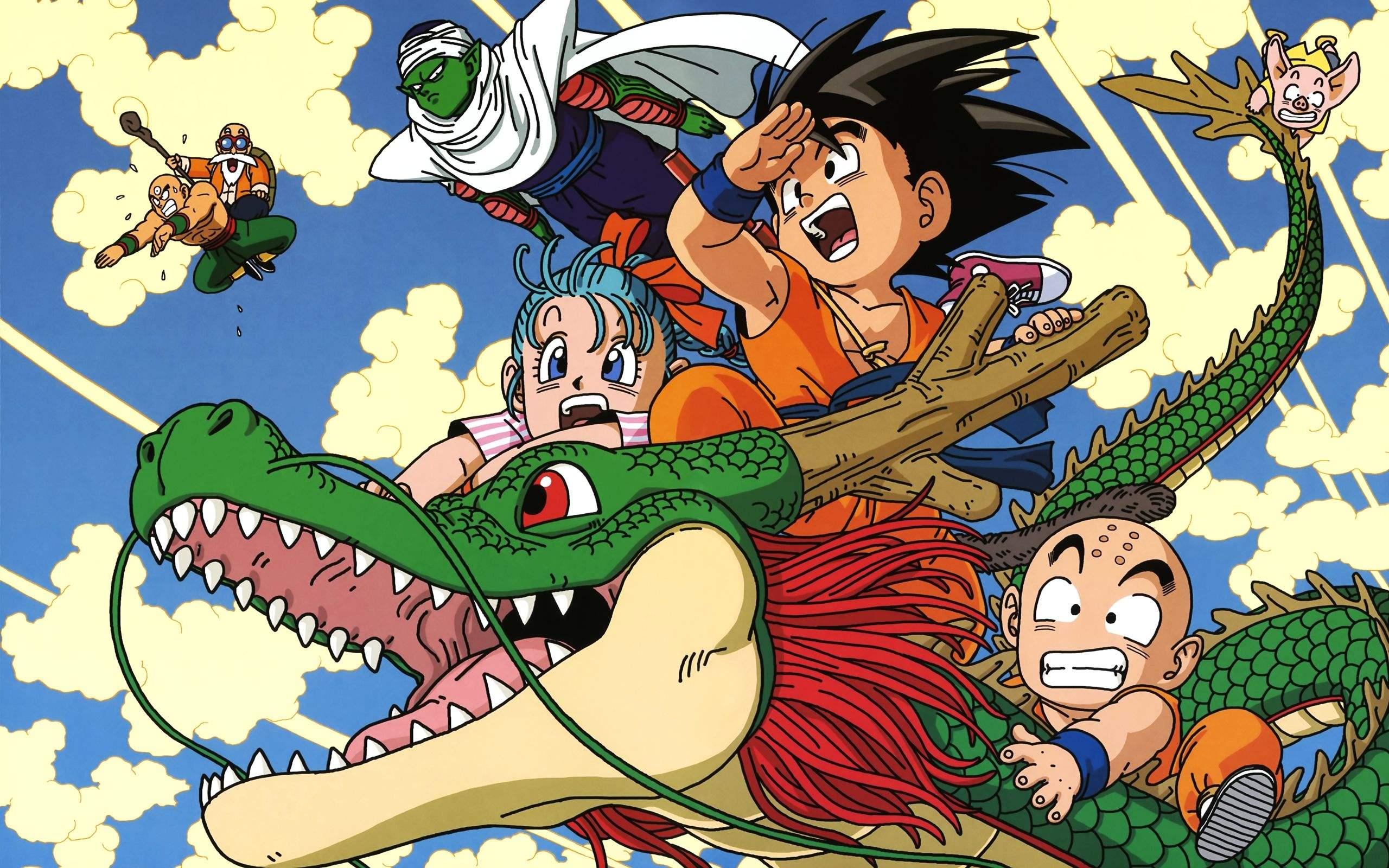 童年的回忆:七龙珠漫画全集-吐槽福利