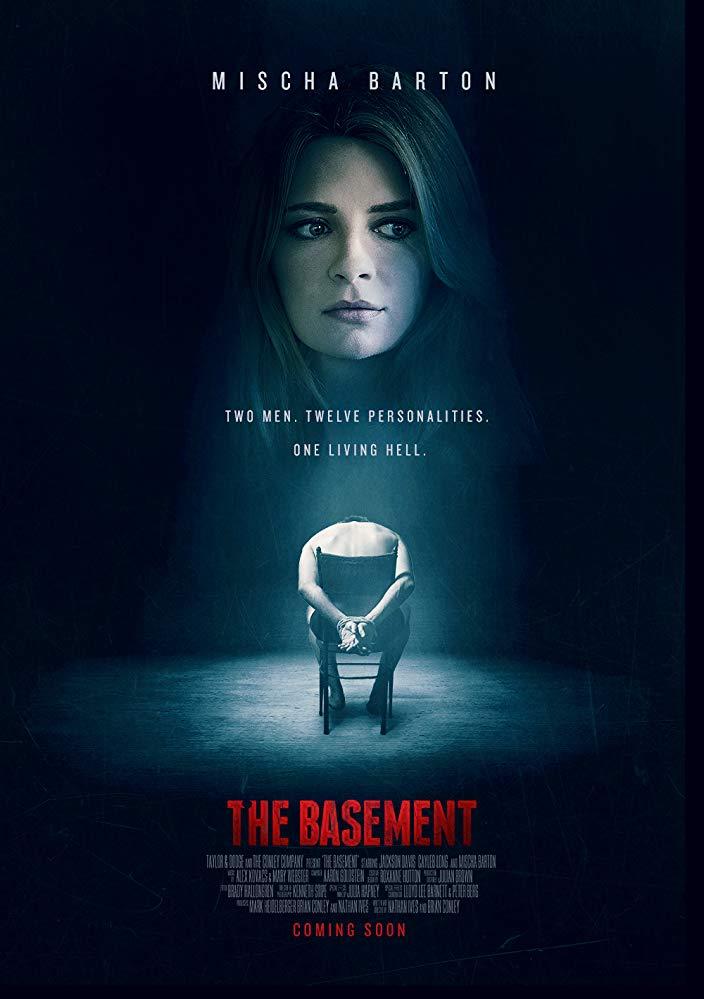 The Basement (2018) 720p WEB-DL 700MB