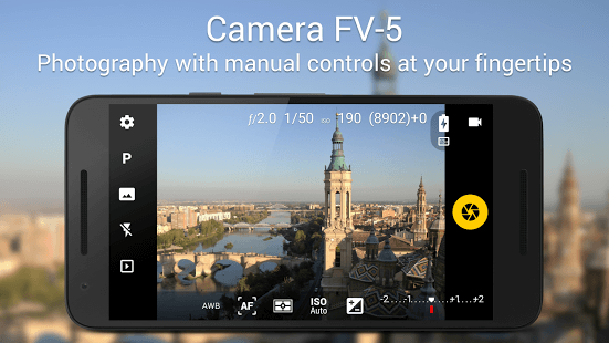 Camera FV-5 3.31.4 Patched APK