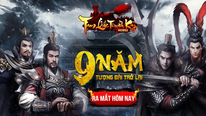 Giftcode - Tam Quốc Truyền Kỳ mobile