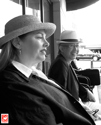 jazz vocalist Pamela MacCarthy