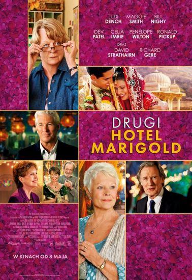 Drugi Hotel Marigold / The Second Best Exotic Marigold Hotel (2015) PL.BRRip.XviD-GR4PE | Lektor PL