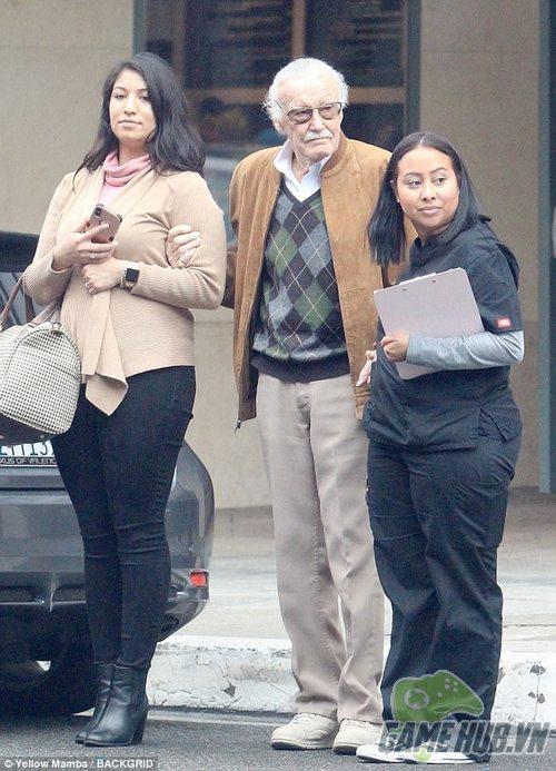 Ông trùm Marvel 95 tuổi vẫn bị tố cáo quấy rối tình dục nữ y tá - ảnh 3
