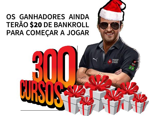300 CURSOS!
