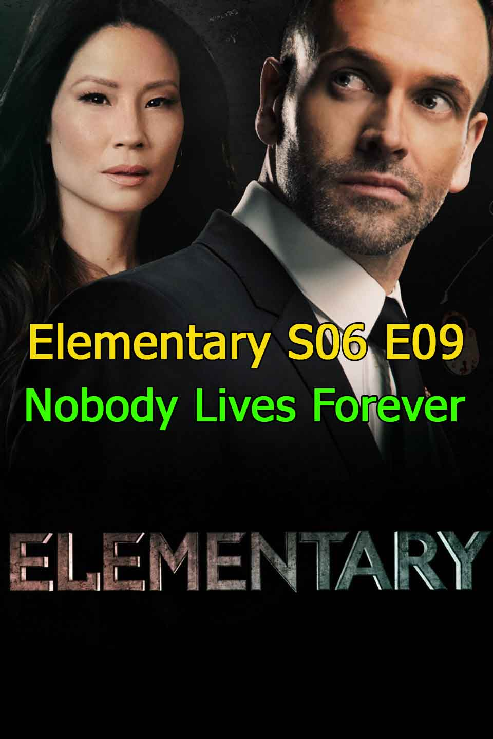 Watch Elementary Season 6 Episode 9 Nobody Lives Forever thumbnail