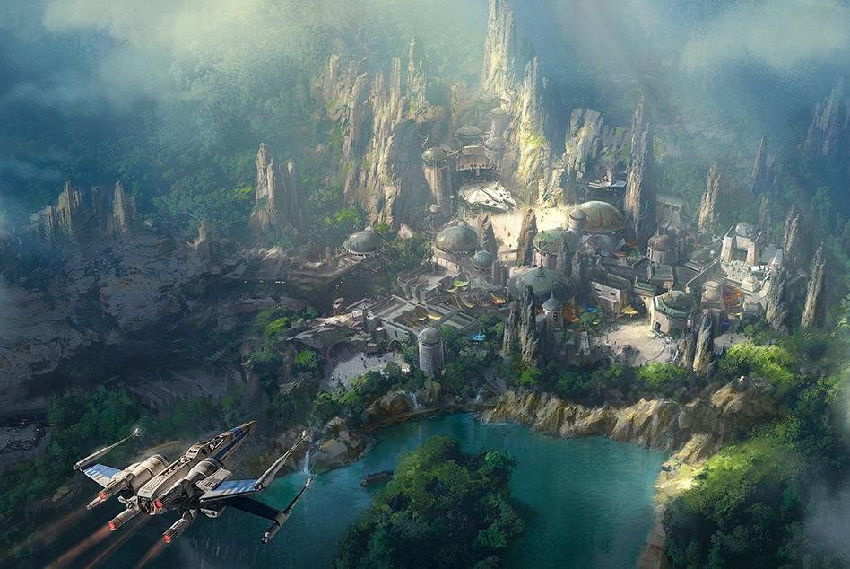 Star Wars Land at Walt Disney World