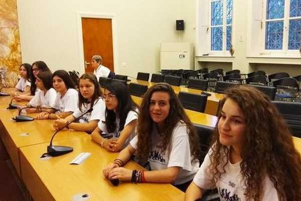 Ο δήμος τίμησε τους μαθητές του Γυμνασίου Γαβαλούς