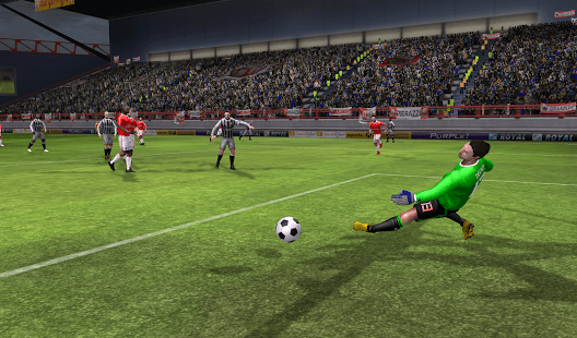 Dream League Soccer 2.07 (Unlimited Coins) Apk + Data