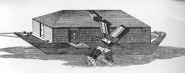 Зачем уничтожили мельницы?