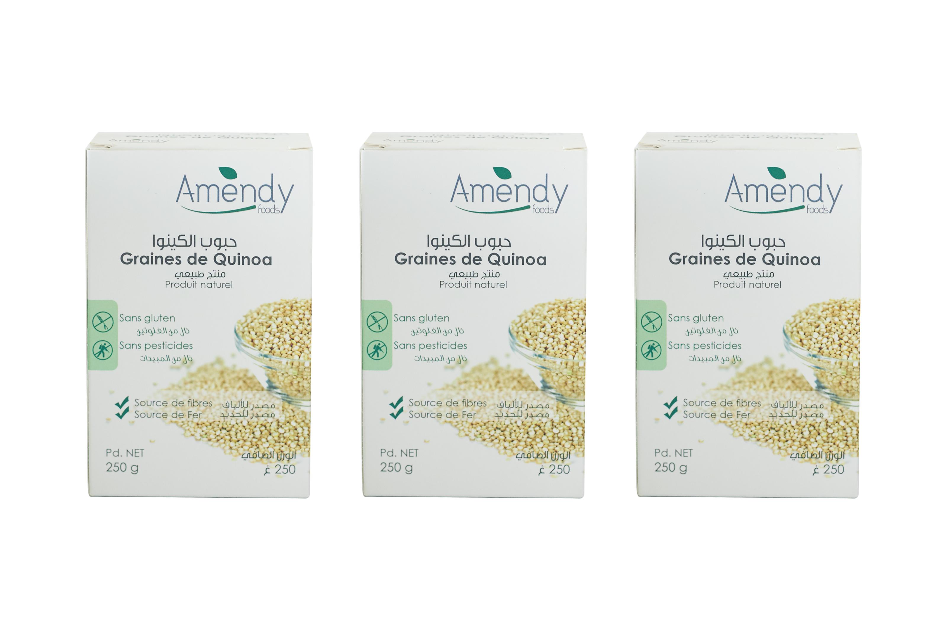 Produit Graines de Quinoa (250g)