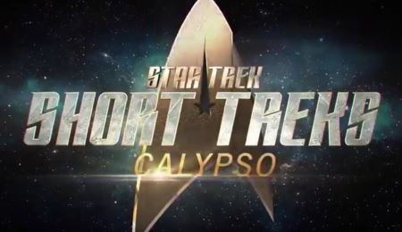 Star Trek short calypso