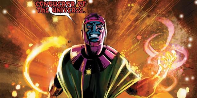Kang el Conquistador | Personajes que Marvel usará tras la fusión de Disney y Fox