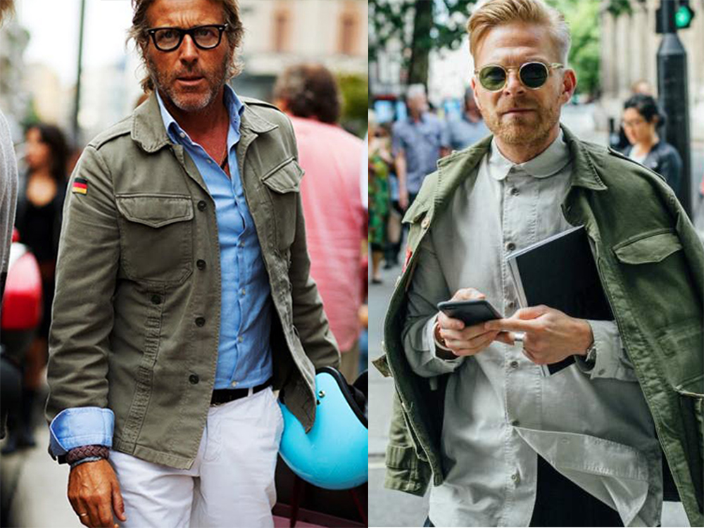 Military style: everything you need to know about the military style for men