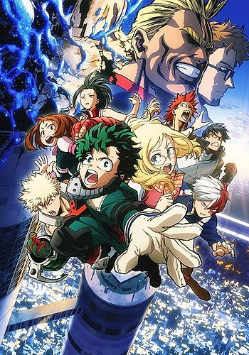 فيلم Boku no Hero Academia the Movie: Futari no Hero مترجم