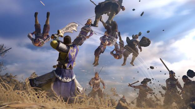 Dynasty Warriors 9 для Steam предлагают забрать бесплатно