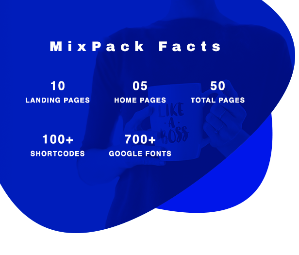 MixPack - Multipurpose WordPress Theme - Consultancy, Travel, Food, Software...With Page Builder - 3