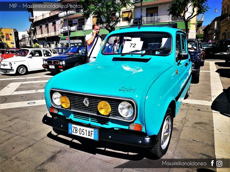 Raduno auto e moto d'epoca San Giovanni La Punta Renault_4_Safari_850_34cv_77_ZB051_AF_1