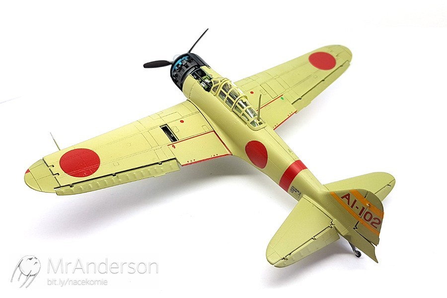 F-Toys Full Action 1/72 - Zero, Fw-190 и другие