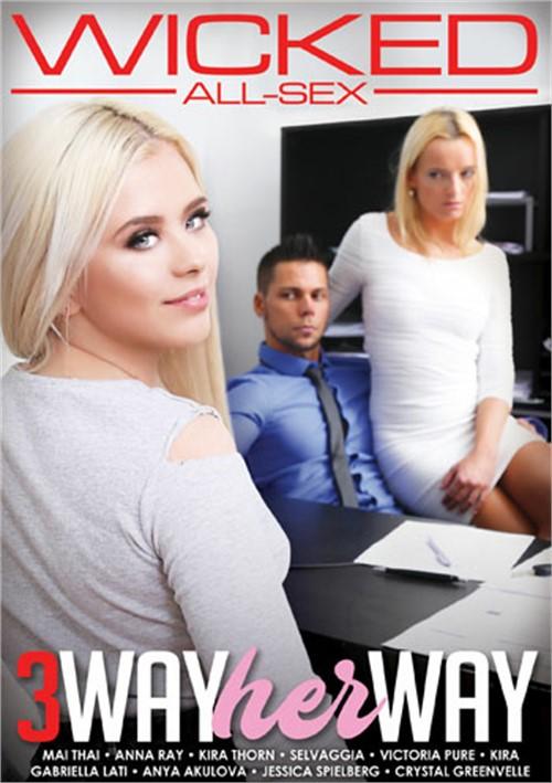 3 Way Her Way (2017) XXX DVDRip 1.2GB x264
