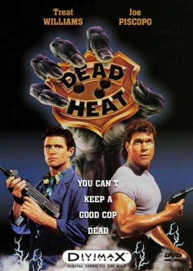 Gorączka śmierci / Dead Heat (1988) PL.AC3.DVDRip.XviD-GR4PE   Lektor PL