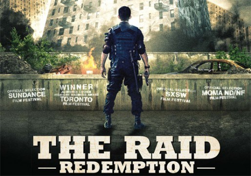 The Raid: Redemption (2011) HD